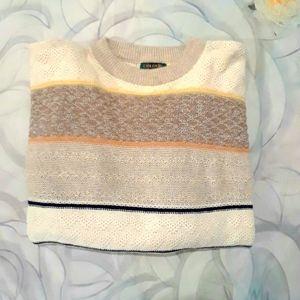 Vintage Colours Sweater Men's Large